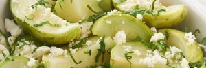 ¿Cómo preparar chilacayotes con requesón y epazote?
